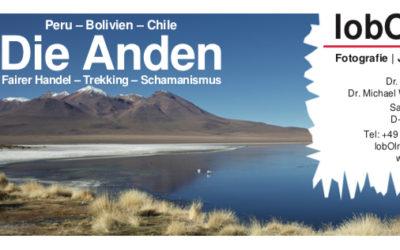 Peru – Bolivien – Chile – DIE ANDEN