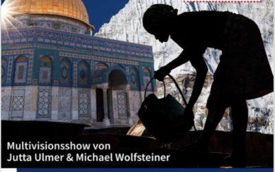 Multivisionsshow – Weltreise zu Fair-Trade-Produzenten, Naturwundern und Heiligtümern